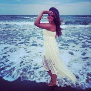 Rachel Rebadow in Ocean Isle, NC!